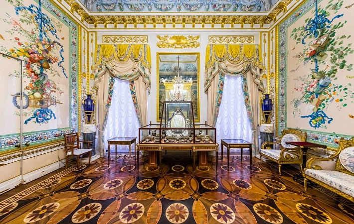 "Classic tour ""Palaces of St.Petersburg"" 5 days/ 4 nights"